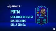 Koulibaly POTM: giocatore del mese di settembre su FIFA 22