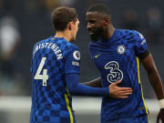 Christensen and Rudiger are both out of contract next summer