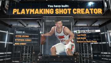 Here is the best guard build for those looking to be able to hold their own in both the park and Rec Center in NBA 2K22 MyCareer on Current Gen.