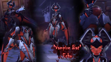 Blizzard Entertainment has revealed a new skin for Echo in tandem with the Overwatch Halloween Terror 2021 event.