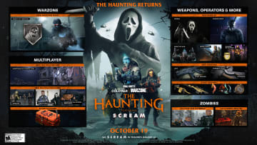"""We've explained the full breadth of content showcased in the Call of Duty (COD): Warzone """"The Haunting"""" Halloween event roadmap."""