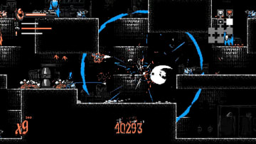 Nongunz: Doppelganger Edition, Brainwash Gang and Digerati's nihilistic action-platformer roguelike remaster, initially released on May 7, 2021.