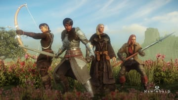 We've compiled a short guide to changing factions in Amazon Games' MMO, New World.
