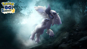 Mega Absol is debuting in Pokemon GO alongside the annual Halloween event this year, October 2021.