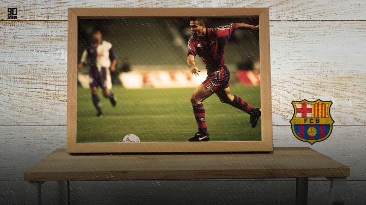 Ronaldo e il gol fenomenale contro il Compostela
