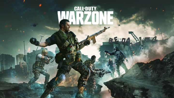 DBLTAP's weapon tier list for Call of Duty: Warzone, updated for October 2021.