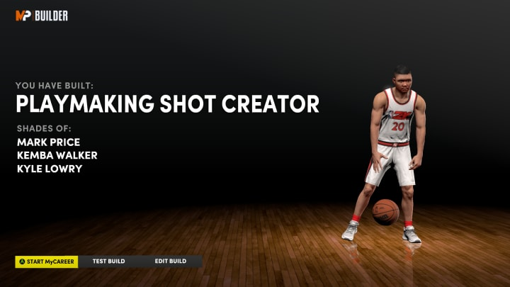 Here is the best guard build for those looking to be able to dominate both the park and Rec Center in NBA 2K22 MyCareer on Next Gen.