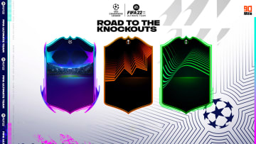 FIFA 22 Road to the Knockouts