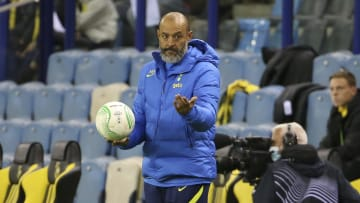 Nuno Espirito Santo is seeking consistency from his Tottenham side