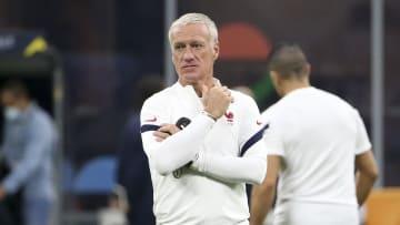 Didier Deschamps pourrait offrir quelques surprises lors de la prochaine liste des Bleus.