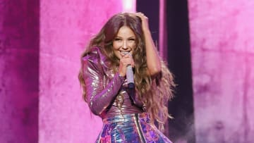 Thalía es una cantante y actriz mexicana