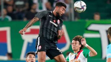 SK Rapid Wien v FC Zorya Luhansk - UEFA Europa League: Play-Offs Leg One