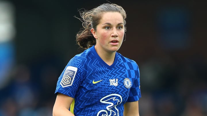 Jessie Fleming was a driving force for Chelsea, days after being nominated for the Ballon d'Or