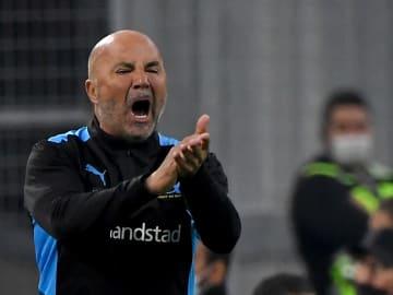 Jorge Sampaoli a salué la performance de ses joueurs.