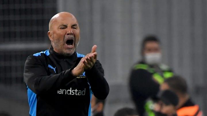 La fierté de Jorge Sampaoli après la victoire aboutie de l'OM contre Lorient