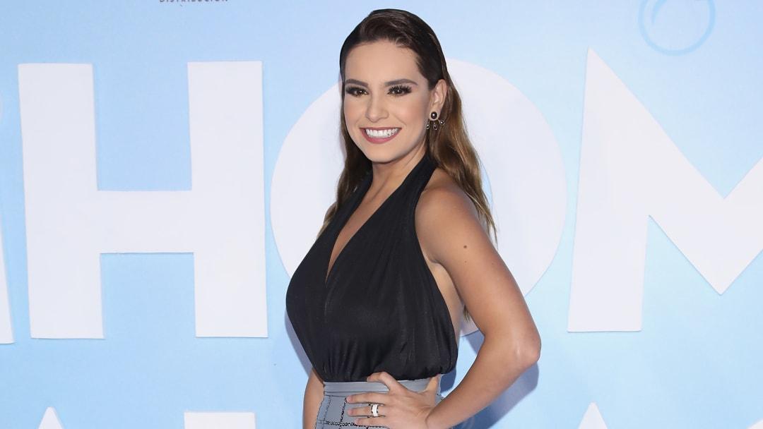 Tania Rincón es una de las conductoras de Televisa