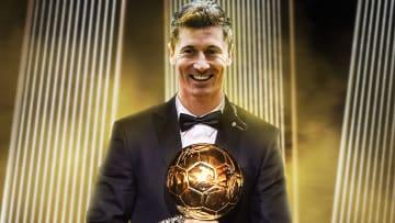 Robert Lewandowski pourrait enfin remporter le Ballon d'Or