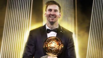 Favori à sa propre succession, Lionel Messi est bien présent parmi les nommés pour le Ballon d'Or 2021.