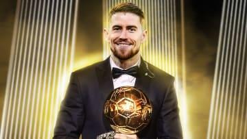 Jorginho figure parmi les favoris au Ballon d'Or.