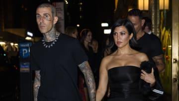 Travis Barker y Kourtney Kardashian se van a casar