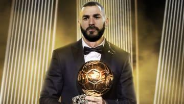 Benzema Ballon D'or.