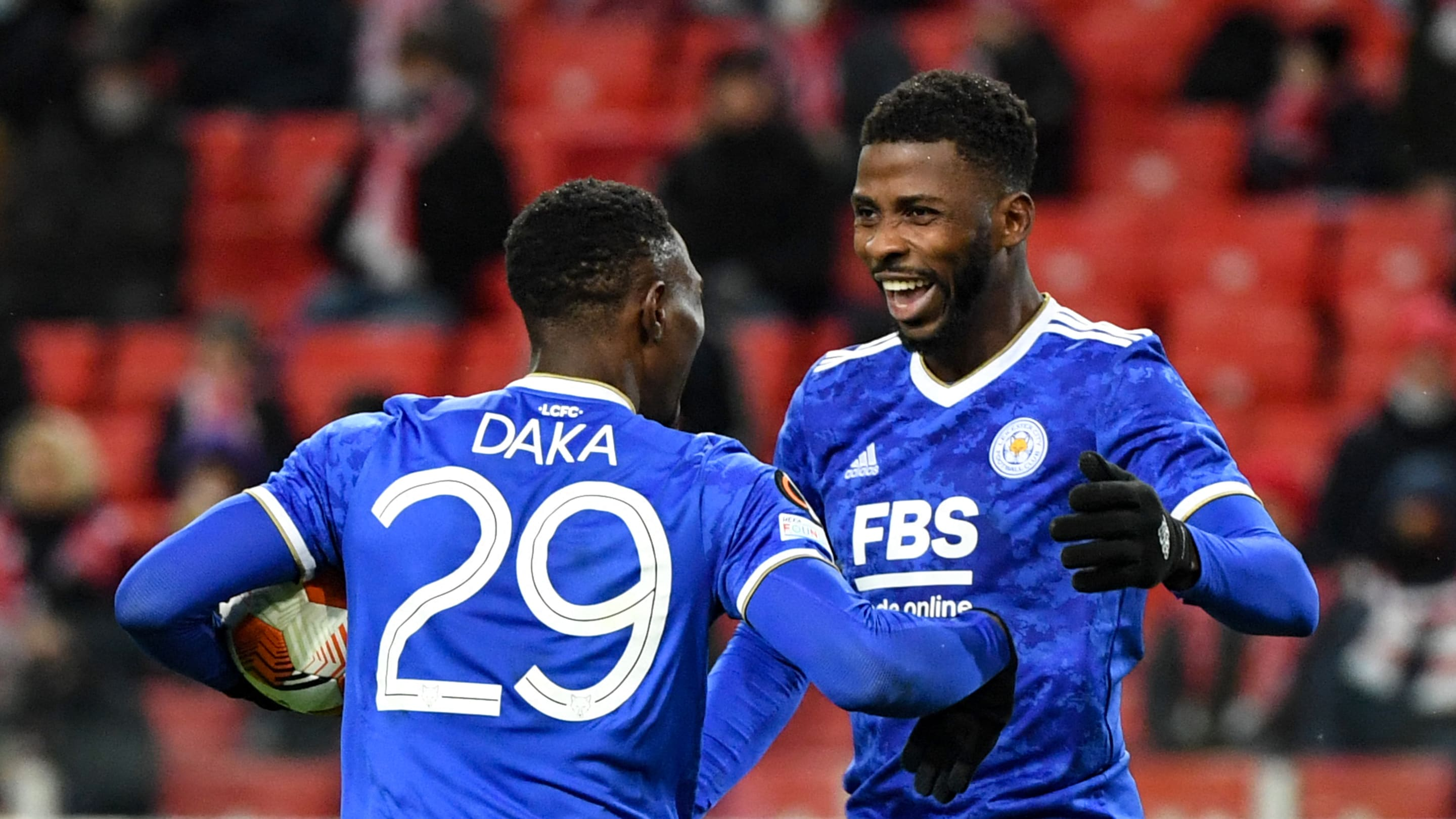 Spartak Moscow 3-4 Leicester: Player ratings as Patson Daka scores all 4