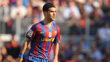 Rafa Márquez hizo historia en el FC Barcelona