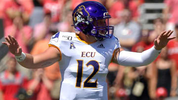 East Carolina Pirates vs Houston Cougars prediction, odds, spread, over/under and betting trends for college football Week 8 game.