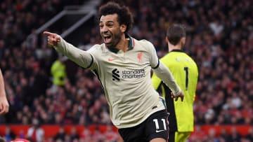 Salah was outstanding against Man Utd