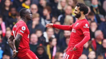 Mane and Salah are Liverpool's biggest goal threats