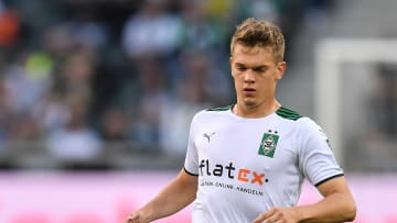 Matthias Ginter steht nur noch ein Dreivierteljahr bei der Borussia unter Vertrag.