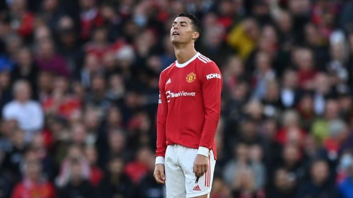 Ronaldo's United were comprehensively beaten