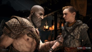 God of War for PC will support 4K when it launches in Janaury.
