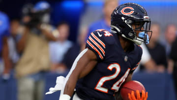 The latest COVID-19 update for Chicago Bears running back Damien Williams boosts Khalil Herbert's fantasy outlook ahead of Week 6.