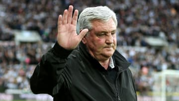 Bruce has left Newcastle United