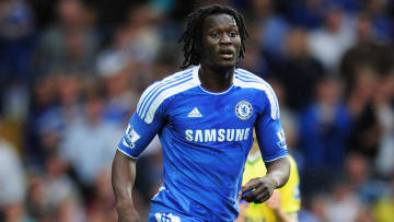 Lukaku struggled as a youngster at Chelsea