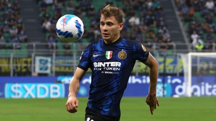 Nicolò Barella, FC Internazionale