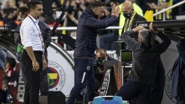 Vitor Pereira'nın gol sevinci