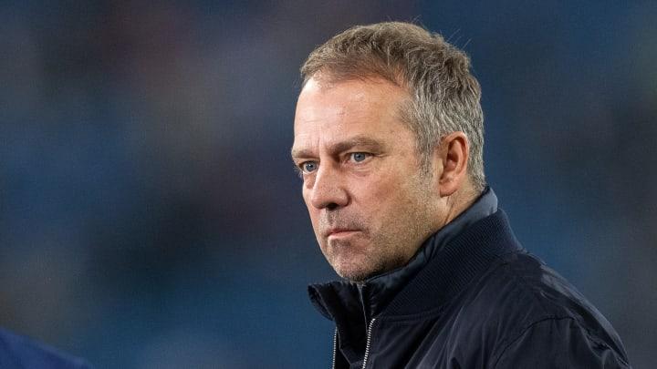 Könnte heute sein fünftes Spiel in Folge mit der DFB-Auswahl gewinnen: Hansi Flick