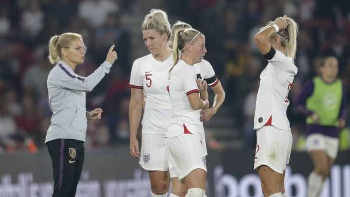 Sarina Wiegman is ready for her second round of England matches