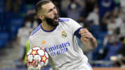 Karim Benzema buteur de capitaine du Real Madrid