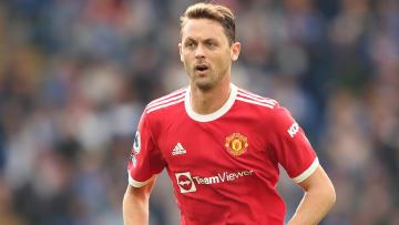 Nemanja Matic could leave Man Utd