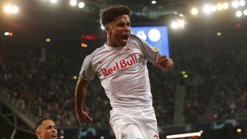 Karim Adeyemi wird vorerst bei RB Salzburg bleiben