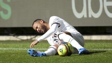 Neymar está fora do jogo contra o RB Leipzig pela Champions League
