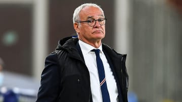 Claudio Ranieri takes charge of his first Watford game
