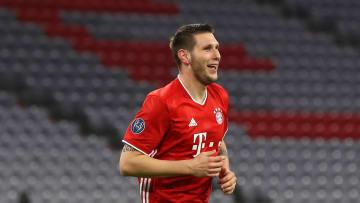 Niklas Süle steht nur noch bis 2022 bei den Bayern unter Vertrag