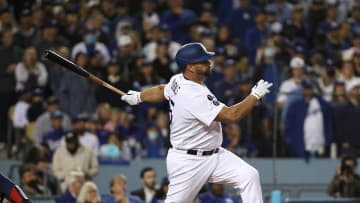 Albert Pujols está buscando su primer anillo de Serie Mundial con Dodgers