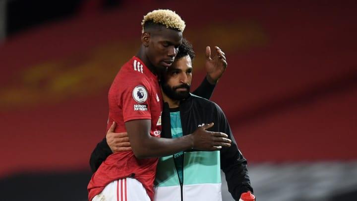 Salah y Pogba, protagonistas de los rumores y noticias sobre fichajes