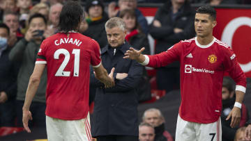 Cristiano Ronaldo was unhappy after the Everton draw