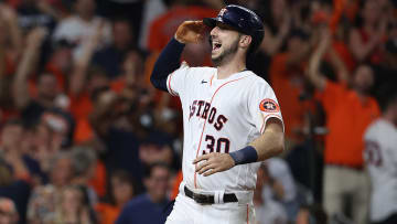 Best prop bets for World Series Game 1 between the Atlanta Braves and Houston Astros.